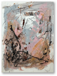 untitled, mixed media on paper