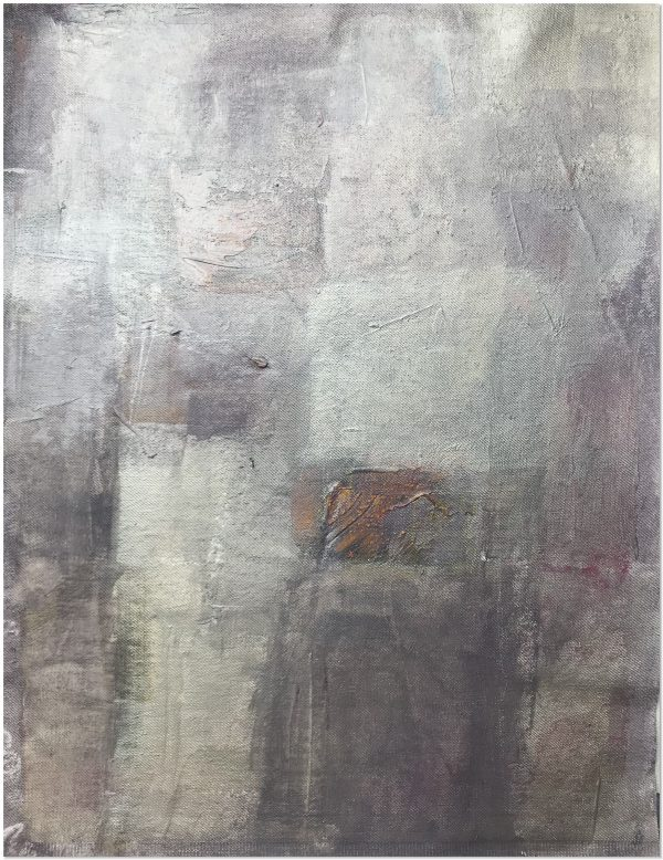 3_untitled-series violet-mixed media on canvas-42x32cm-mit-Schatten